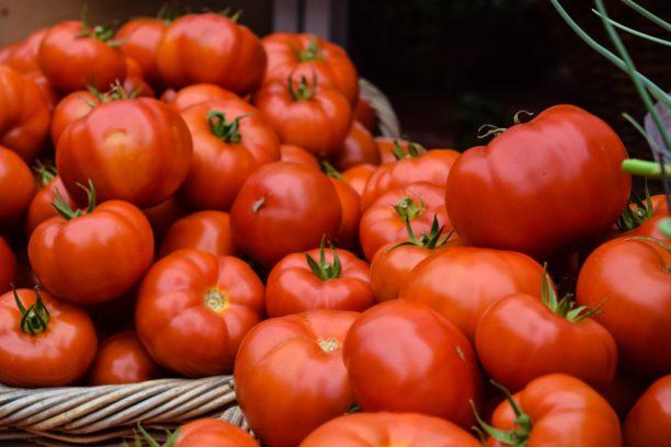 英語でトマトはtomato