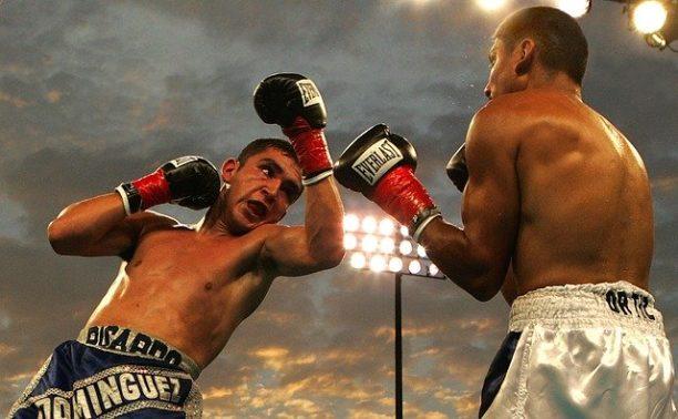 英語でボクシングはboxing