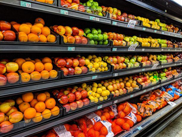 英語で果物はfruit