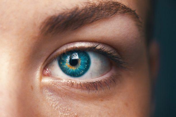 英語で目はeye