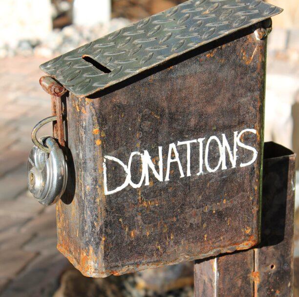 donate-contribute違い